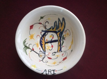 Bowl for Ari