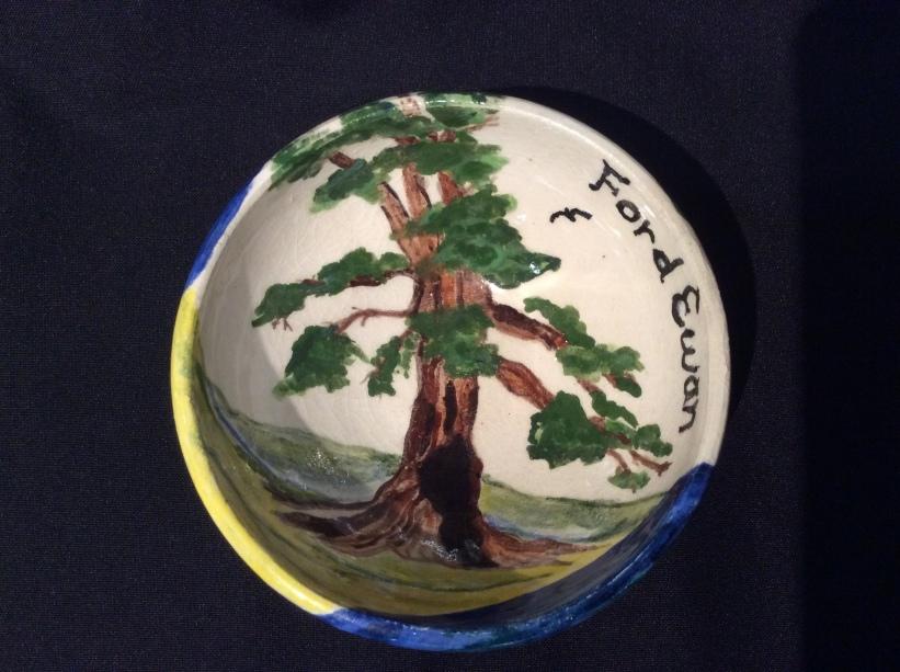 Bowl for Ford Ewan