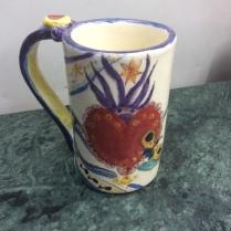 Wild heart mug