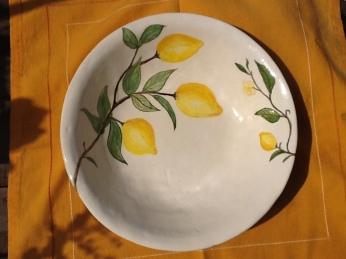 Lemon bowl #2