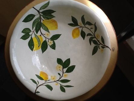 Lemon bowl #3