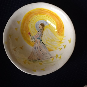 Angel bowl