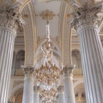 Interior, Hermitage