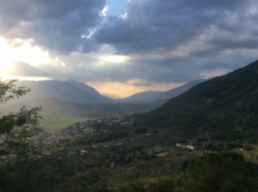Comino Valley, Lazio, Italy