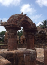 Temple carving, Bhubaneswar