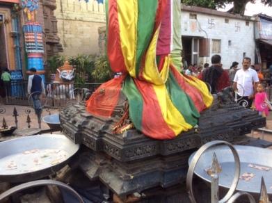 Jagnnath Temple entrance