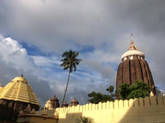 The Jagnnath Temple