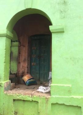 Door in Puri