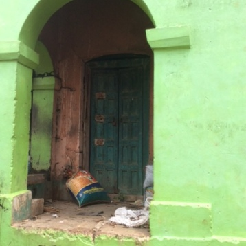 Door in Puri