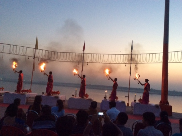 Sunrise ceremony