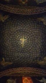 Ceiling in Mausoleum of Galla Placidia