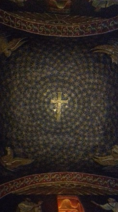 Ceiling in Mausoleum of Galla Placidia