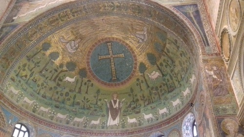Apse of Sant'Apollinare in Classe, Ravenna