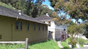 Barracks at Angel Island